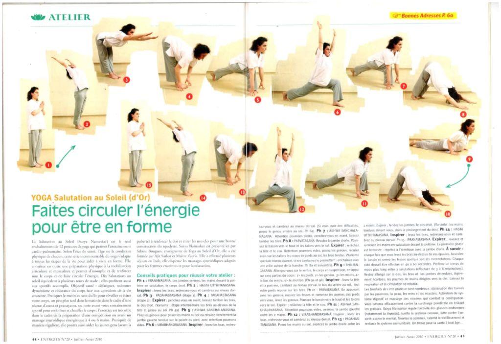 magazine Energie